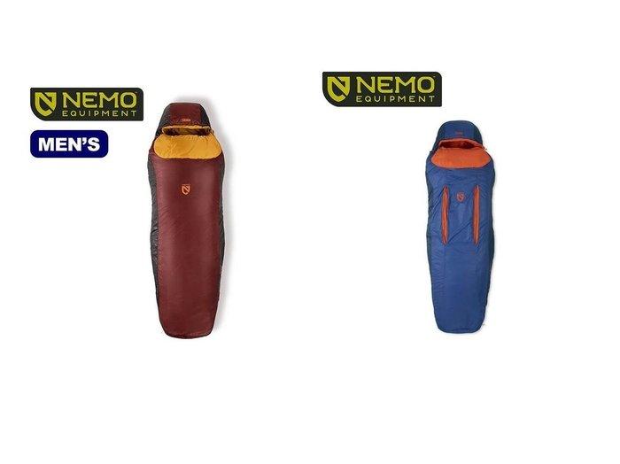 【NEMO Equipment/ニーモイクイップメント】のテンポ50 メンズ&フォルテ 35 おすすめ!人気キャンプ・アウトドア用品の通販 おすすめファッション通販アイテム レディースファッション・服の通販 founy(ファニー) ファッション Fashion メンズファッション MEN コンパクト シェイプ タフタ メンズ ライニング リラックス |ID:crp329100000037439