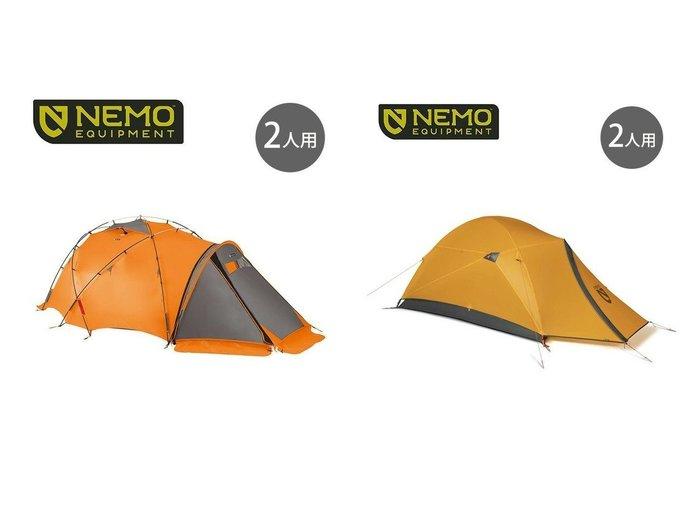 【NEMO Equipment/ニーモイクイップメント】のチョゴリ 2P&クナイ 2P おすすめ!人気キャンプ・アウトドア用品の通販 おすすめ人気トレンドファッション通販アイテム 人気、トレンドファッション・服の通販 founy(ファニー) ファッション Fashion メンズファッション MEN インナー メッシュ 軽量 |ID:crp329100000037452