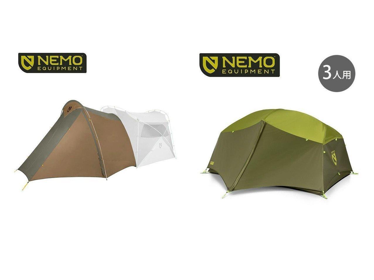 【NEMO Equipment/ニーモイクイップメント】のオーロラ 3P&ワゴントップガレージ おすすめ!人気キャンプ・アウトドア用品の通販 おすすめファッション通販アイテム インテリア・キッズ・メンズ・レディースファッション・服の通販 founy(ファニー)  ファッション Fashion メンズファッション MEN インナー シェイプ スクエア ポケット メッシュ |ID:crp329100000037457