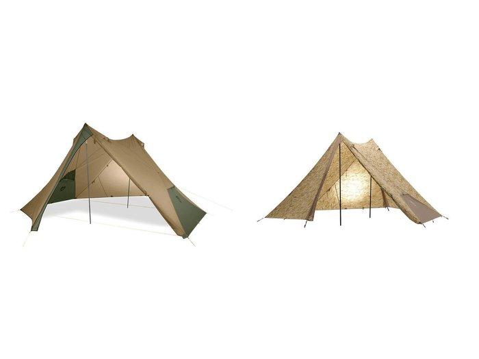 【NEMO/ニーモ】のヘキサタープ テント ヘキサライトSE 6P マルチカムアリッド NM-HEX-6P-MTCAR ドーム型テント&ヘキサタープ テント 6人用タープ HEXALITE 6P キャニオン NM-HEX-6P-CY おすすめ!人気キャンプ・アウトドア用品の通販 おすすめファッション通販アイテム レディースファッション・服の通販 founy(ファニー) ファッション Fashion キッズファッション KIDS コーティング ホーム・キャンプ・アウトドア Home,Garden,Outdoor,Camping Gear キャンプ用品・アウトドア  Camping Gear & Outdoor Supplies テント タープ Tents, Tarp |ID:crp329100000037460