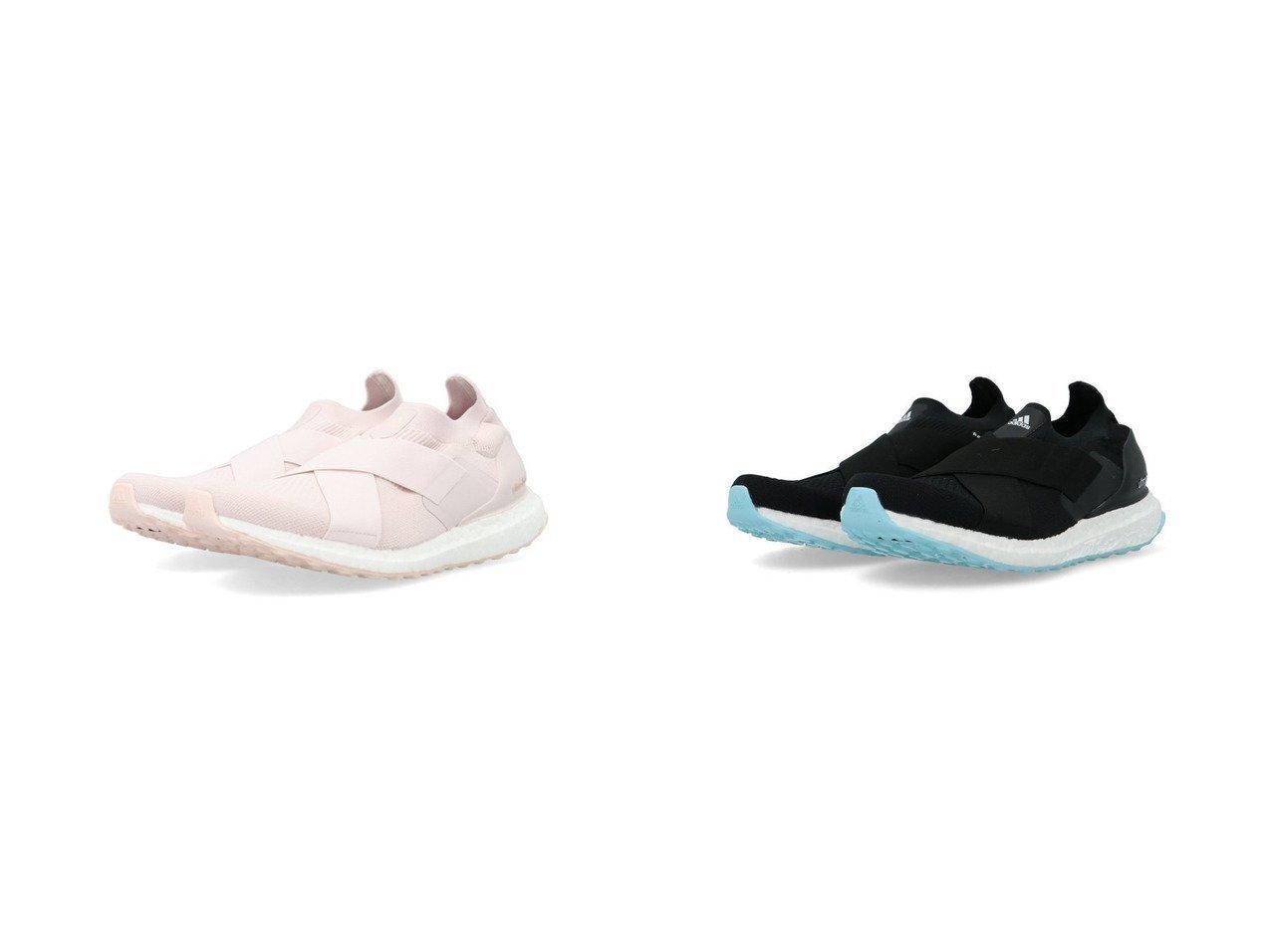 【adidas Sports Performance/アディダス スポーツ パフォーマンス】のウルトラブースト スリッポンDNA Ultraboost Slip-On DNA アディダス 【シューズ・靴】おすすめ!人気、トレンド・レディースファッションの通販 おすすめ人気トレンドファッション通販アイテム インテリア・キッズ・メンズ・レディースファッション・服の通販 founy(ファニー)  ファッション Fashion レディースファッション WOMEN シューズ スニーカー スポーツ スリッポン ドレス フィット ミックス ラバー ランニング ワーク ブラック系 Black ホワイト系 White |ID:crp329100000037635