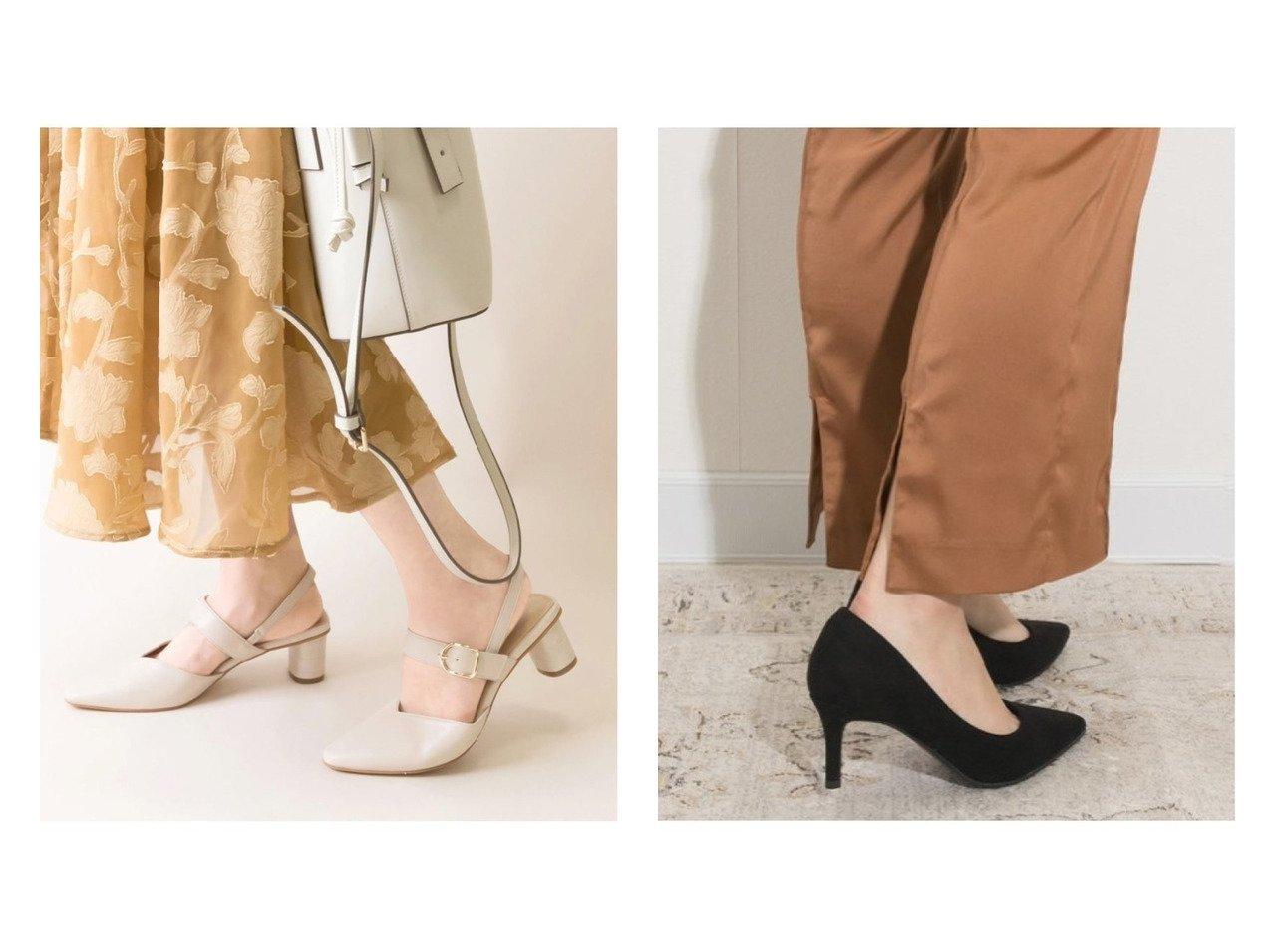 【RANDA/ランダ】のバックストラップVカットベルトパンプス&ストレスフリー/3E幅広 アーチサポートパンプス 【シューズ・靴】おすすめ!人気、トレンド・レディースファッションの通販 おすすめファッション通販アイテム インテリア・キッズ・メンズ・レディースファッション・服の通販 founy(ファニー)  ファッション Fashion レディースファッション WOMEN バッグ Bag ベルト Belts シューズ クッション フォーマル ライニング イエロー系 Yellow |ID:crp329100000037640
