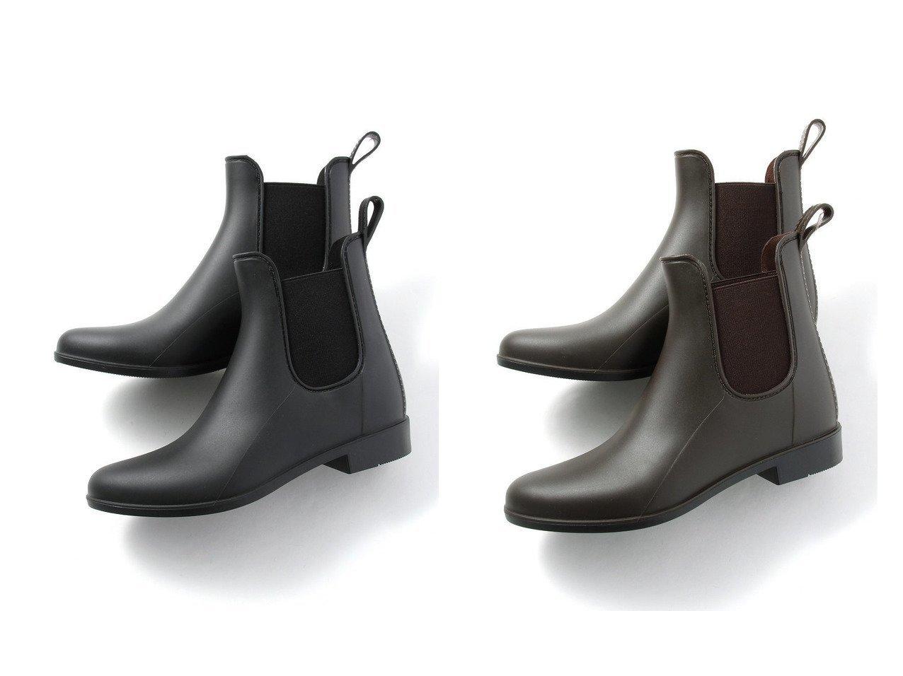 【B:MING LIFE STORE by BEAMS/ビーミングライフストアバイビームス】のレインサイドゴア ブーツ ビームス 【シューズ・靴】おすすめ!人気、トレンド・レディースファッションの通販 おすすめファッション通販アイテム インテリア・キッズ・メンズ・レディースファッション・服の通販 founy(ファニー)  ファッション Fashion レディースファッション WOMEN シューズ ショート シンプル 軽量 ブラック系 Black ブラウン系 Brown |ID:crp329100000037642