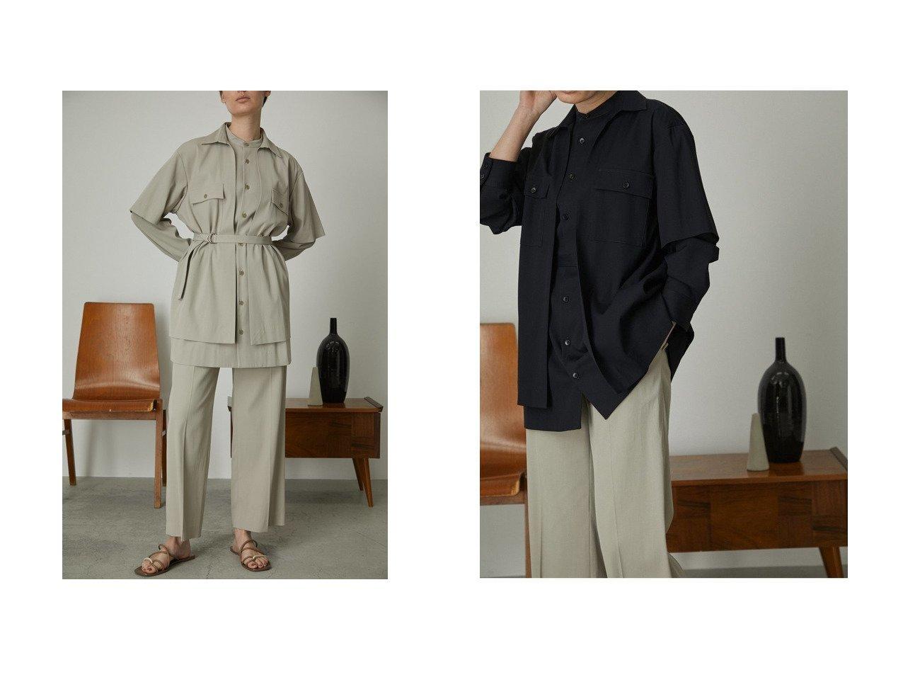【RIM.ARK/リムアーク】のジャケット 【アウター】おすすめ!人気、トレンド・レディースファッションの通販   おすすめで人気の流行・トレンド、ファッションの通販商品 メンズファッション・キッズファッション・インテリア・家具・レディースファッション・服の通販 founy(ファニー) https://founy.com/ ファッション Fashion レディースファッション WOMEN アウター Coat Outerwear ジャケット Jackets キュプラ ジャケット フェミニン ボックス マニッシュ  ID:crp329100000037660