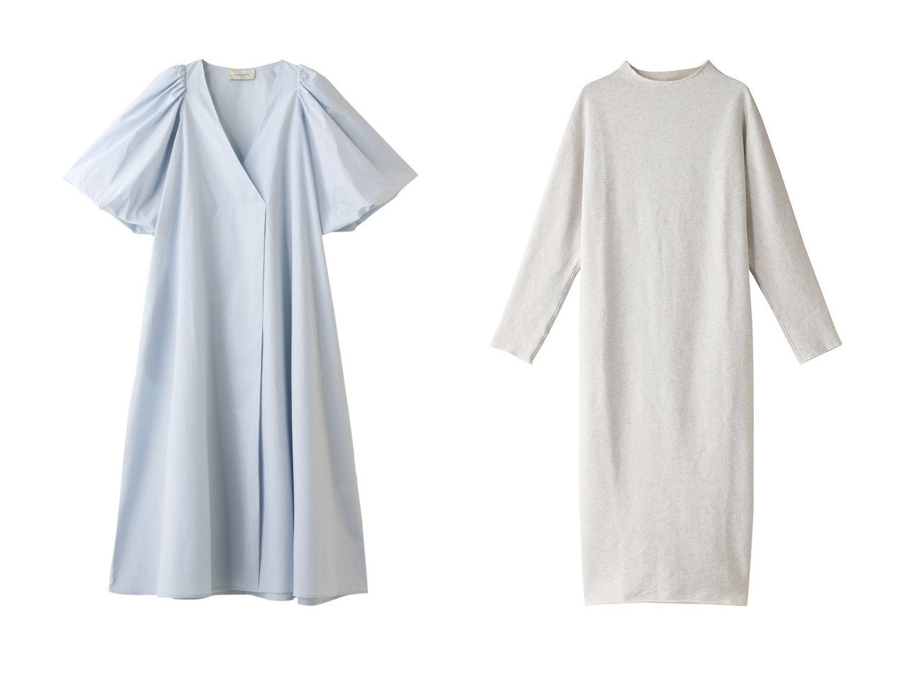 【heliopole/エリオポール】の【SHAINA MOTE】ドレス・ワンピース&【Frank&Eileen/フランク&アイリーン】の【tee lab】TRIPLE FLEECE ハイネックワンピース 【ワンピース・ドレス】おすすめ!人気、トレンド・レディースファッションの通販 おすすめで人気の流行・トレンド、ファッションの通販商品 メンズファッション・キッズファッション・インテリア・家具・レディースファッション・服の通販 founy(ファニー) https://founy.com/ ファッション Fashion レディースファッション WOMEN ワンピース Dress ドレス Party Dresses S/S・春夏 SS・Spring/Summer スリーブ ドレス ロング 春 Spring シンプル ハイネック メランジ |ID:crp329100000037676