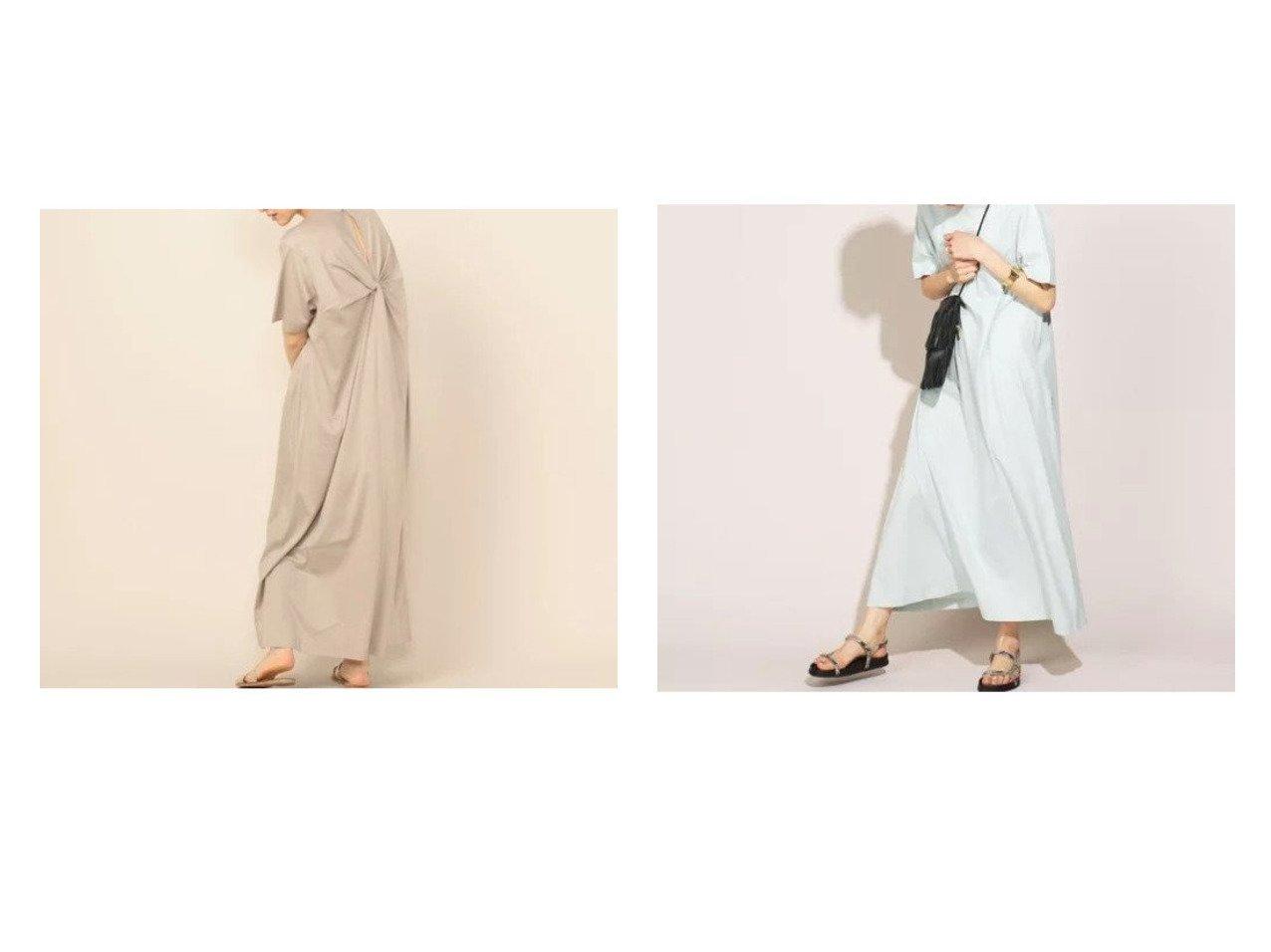【Rie Miller/リエミラー】のスムースボンディングヘムAラインワンピース 【ワンピース・ドレス】おすすめ!人気、トレンド・レディースファッションの通販 おすすめファッション通販アイテム インテリア・キッズ・メンズ・レディースファッション・服の通販 founy(ファニー)  ファッション Fashion レディースファッション WOMEN ワンピース Dress Aラインワンピース A-line Dress シンプル ドレープ フェミニン 半袖 ブラウン系 Brown グリーン系 Green ブラック系 Black |ID:crp329100000037698