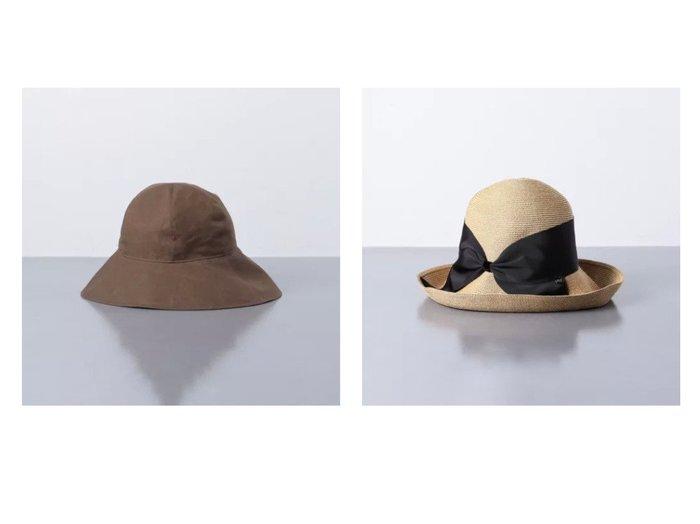 【UNITED ARROWS/ユナイテッドアローズ】の【一部別注】RISAKO TANBODY 21SS ハット&【別注】PARAFIN ハット 別注・限定・コラボなど、おすすめ!人気トレンド・レディースファッション通販  おすすめファッション通販アイテム レディースファッション・服の通販 founy(ファニー) ファッション Fashion レディースファッション WOMEN 帽子 Hats クラウン コレクション ビンテージ ベーシック マニッシュ 別注 帽子 |ID:crp329100000037883