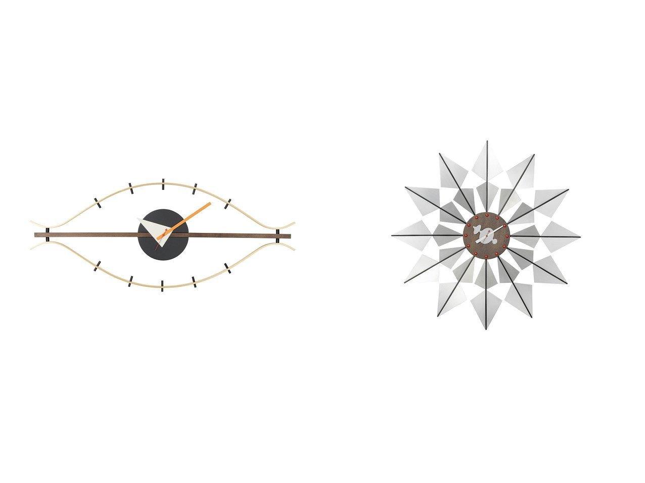 【Vitra/ヴィトラ】のウォール クロック アイ クロック&ウォール クロック フロック オブ バタフライズ 【FURNITURE】おすすめ!人気、インテリア・家具の通販 おすすめで人気の流行・トレンド、ファッションの通販商品 メンズファッション・キッズファッション・インテリア・家具・レディースファッション・服の通販 founy(ファニー) https://founy.com/ 腕時計 コレクション 時計 送料無料 Free Shipping  ID:crp329100000037984