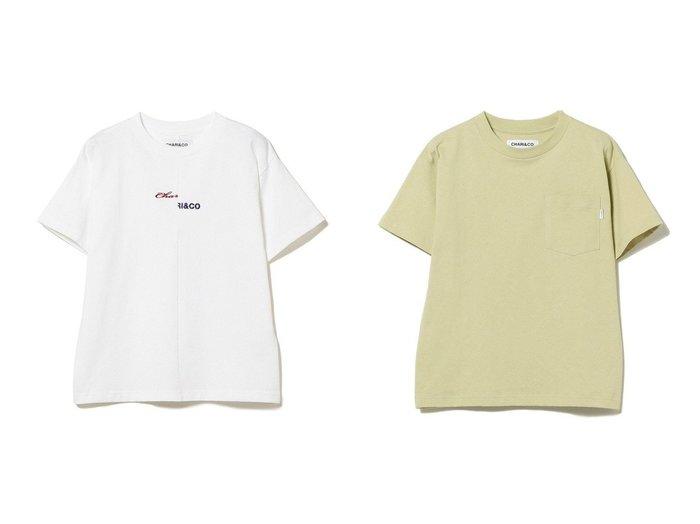 【Ray BEAMS/レイ ビームス】のChari Co. 別注 Split Tシャツ&Chari Co. × 別注 Subway Tシャツ 別注・限定・コラボなど、おすすめ!人気トレンド・レディースファッション通販 おすすめ人気トレンドファッション通販アイテム インテリア・キッズ・メンズ・レディースファッション・服の通販 founy(ファニー) https://founy.com/ ファッション Fashion レディースファッション WOMEN トップス・カットソー Tops/Tshirt シャツ/ブラウス Shirts/Blouses ロング / Tシャツ T-Shirts カットソー Cut and Sewn NEW・新作・新着・新入荷 New Arrivals カットソー グラフィック バランス モチーフ 人気 別注  ID:crp329100000038101