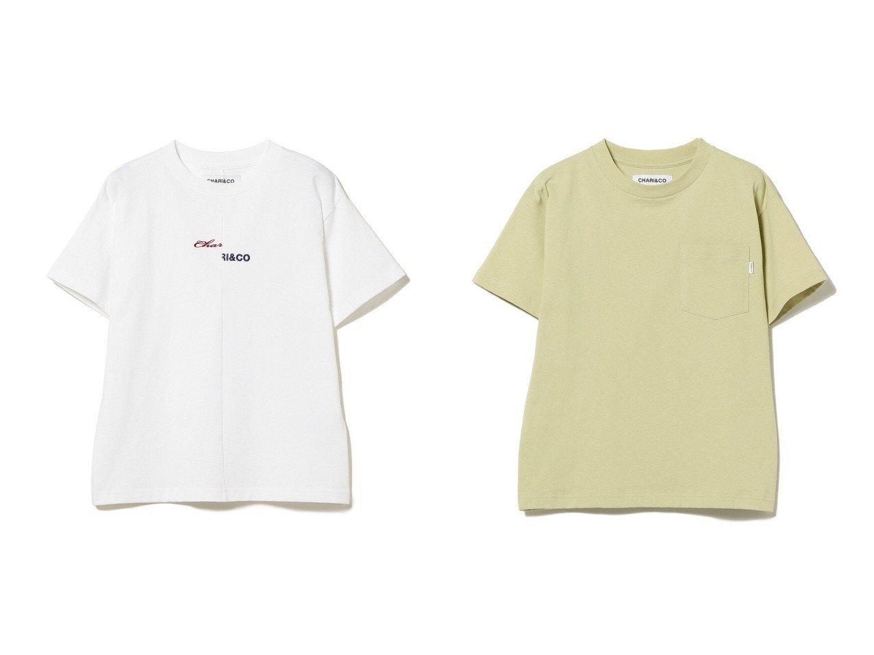 【Ray BEAMS/レイ ビームス】のChari Co. 別注 Split Tシャツ&Chari Co. × 別注 Subway Tシャツ 別注・限定・コラボなど、おすすめ!人気トレンド・レディースファッション通販 おすすめで人気の流行・トレンド、ファッションの通販商品 メンズファッション・キッズファッション・インテリア・家具・レディースファッション・服の通販 founy(ファニー) https://founy.com/ ファッション Fashion レディースファッション WOMEN トップス・カットソー Tops/Tshirt シャツ/ブラウス Shirts/Blouses ロング / Tシャツ T-Shirts カットソー Cut and Sewn NEW・新作・新着・新入荷 New Arrivals カットソー グラフィック バランス モチーフ 人気 別注 |ID:crp329100000038101