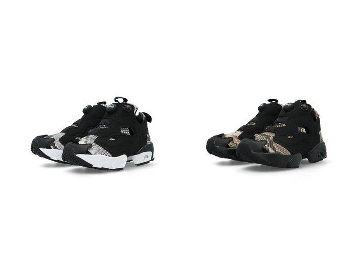 【Reebok CLASSIC/リーボック】のインスタポンプ フューリー Instapump Fury OG Shoes リーボック 【シューズ・靴】おすすめ!人気、トレンド・レディースファッションの通販  おすすめファッション通販アイテム インテリア・キッズ・メンズ・レディースファッション・服の通販 founy(ファニー) https://founy.com/ ファッション Fashion レディースファッション WOMEN 厚底 軽量 シューズ スニーカー スポーツ スリッポン フィット プレミアム ミックス |ID:crp329100000038353