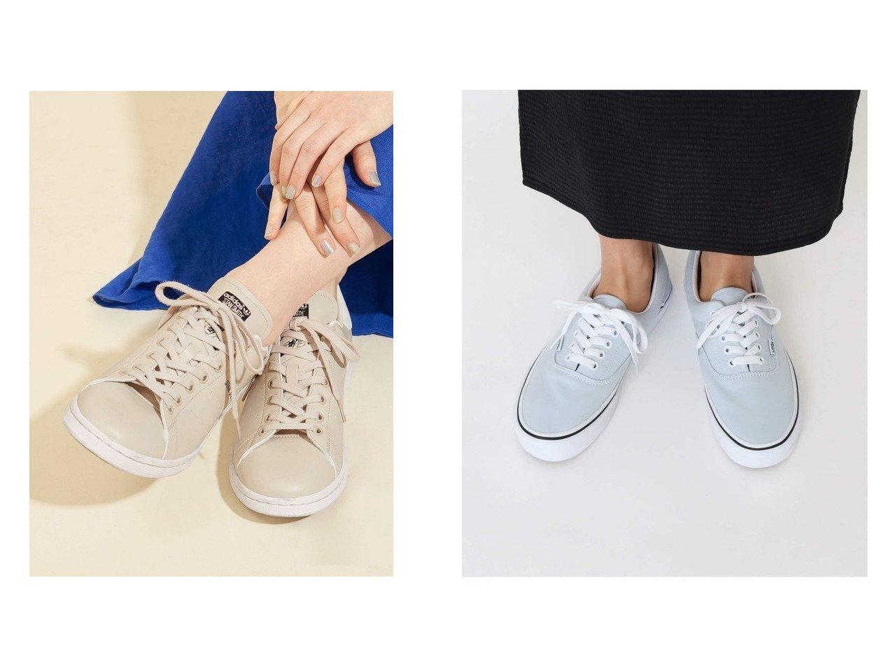 【U by Spick&Span/ユーバイ スピック&スパン】の【バンズ】 ERA&【BEAUTY&YOUTH / UNITED ARROWS/ビューティ&ユース ユナイテッドアローズ】の【別注】 adidas Originals(アディダス) STAN SMITH スタンスミス/スニーカー 【シューズ・靴】おすすめ!人気、トレンド・レディースファッションの通販 おすすめで人気の流行・トレンド、ファッションの通販商品 メンズファッション・キッズファッション・インテリア・家具・レディースファッション・服の通販 founy(ファニー) https://founy.com/ ファッション Fashion レディースファッション WOMEN アメリカン キャンバス クラシック シューズ シンプル スニーカー スリッポン 定番 Standard 人気 2021年 2021 S/S・春夏 SS・Spring/Summer 2021春夏・S/S SS/Spring/Summer/2021 春 Spring クール トレンド 別注 モノトーン レース |ID:crp329100000038585