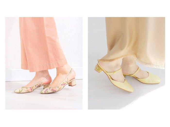 【Le Talon/ル タロン】の3.5cmスクエアストーンヒールミュール&3.5cmハーバルシシュウバックベルト 【シューズ・靴】おすすめ!人気、トレンド・レディースファッションの通販 おすすめファッション通販アイテム インテリア・キッズ・メンズ・レディースファッション・服の通販 founy(ファニー) https://founy.com/ ファッション Fashion レディースファッション WOMEN バッグ Bag ベルト Belts インソール 春 Spring クッション シューズ シンプル フィット ラップ 2021年 2021 S/S・春夏 SS・Spring/Summer 2021春夏・S/S SS/Spring/Summer/2021 |ID:crp329100000039075