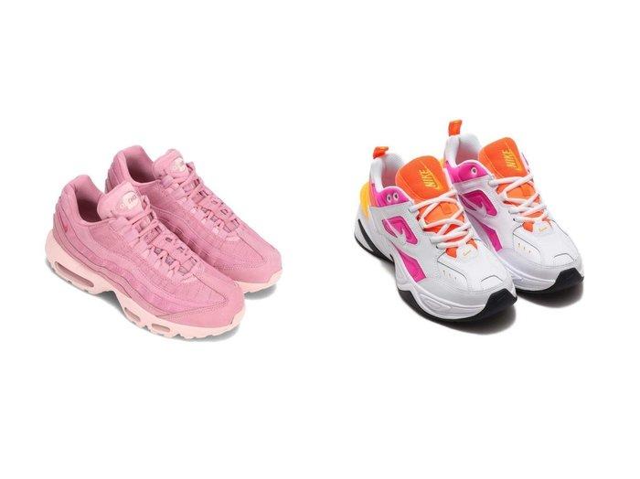 【NIKE/ナイキ】のNIKE W M2K TEKNO&NIKE W AIR MAX 95 SE 【シューズ・靴】おすすめ!人気、トレンド・レディースファッションの通販 おすすめ人気トレンドファッション通販アイテム 人気、トレンドファッション・服の通販 founy(ファニー)  ファッション Fashion レディースファッション WOMEN シューズ スニーカー スリッポン 人気 |ID:crp329100000039078