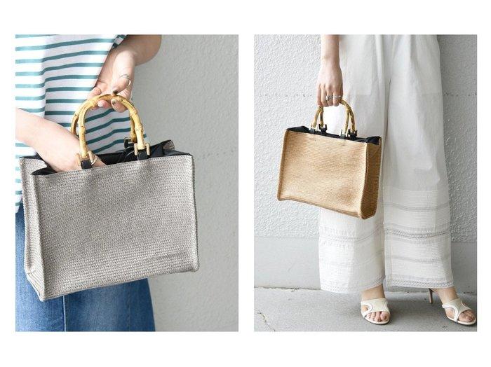 【SHIPS any/シップス エニィ】のSHIPS any スクエア ブレード バッグ 【バッグ・鞄】おすすめ!人気、トレンド・レディースファッションの通販 おすすめ人気トレンドファッション通販アイテム 人気、トレンドファッション・服の通販 founy(ファニー) ファッション Fashion レディースファッション WOMEN バッグ Bag S/S・春夏 SS・Spring/Summer スクエア トレンド ブレード 春 Spring |ID:crp329100000039087