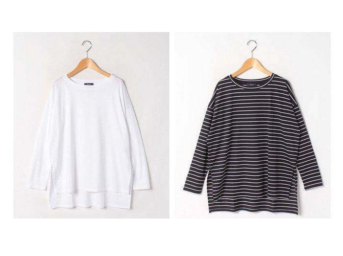 【theory/セオリー】のプルオーバー COTTON VISCO KARENIA BOAT 【トップス・カットソー】おすすめ!人気、トレンド・レディースファッションの通販 おすすめファッション通販アイテム レディースファッション・服の通販 founy(ファニー) ファッション Fashion レディースファッション WOMEN トップス・カットソー Tops/Tshirt シャツ/ブラウス Shirts/Blouses ロング / Tシャツ T-Shirts プルオーバー Pullover カットソー Cut and Sewn スウェット リラックス ワイド |ID:crp329100000039142