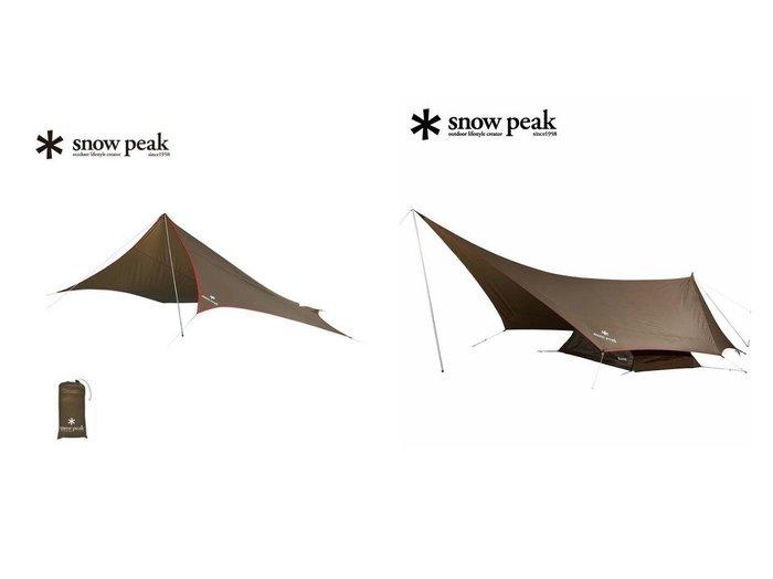 【Snow Peak/スノーピーク】のヘキサイーズ 1&Light Tarp Penta Shield ライトタープ ペンタ シールド おすすめ!人気キャンプ・アウトドア用品の通販 おすすめファッション通販アイテム インテリア・キッズ・メンズ・レディースファッション・服の通販 founy(ファニー) https://founy.com/ インナー コンパクト コーティング タフタ テーブル メッシュ ホーム・キャンプ・アウトドア Home,Garden,Outdoor,Camping Gear キャンプ用品・アウトドア  Camping Gear & Outdoor Supplies テント タープ Tents, Tarp ホーム・キャンプ・アウトドア Home,Garden,Outdoor,Camping Gear キャンプ用品・アウトドア  Camping Gear & Outdoor Supplies その他 雑貨 小物 Camping Tools  ID:crp329100000039300