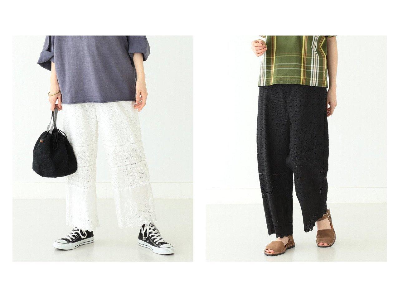 【BEAMS BOY/ビームス ボーイ】のカットワーク パンツ 【パンツ】おすすめ!人気、トレンド・レディースファッションの通販 おすすめで人気の流行・トレンド、ファッションの通販商品 メンズファッション・キッズファッション・インテリア・家具・レディースファッション・服の通販 founy(ファニー) https://founy.com/ ファッション Fashion レディースファッション WOMEN パンツ Pants S/S・春夏 SS・Spring/Summer インナー カットワーク シンプル ジーンズ スモック セットアップ ボレロ ワーク 定番 Standard 春 Spring |ID:crp329100000039512