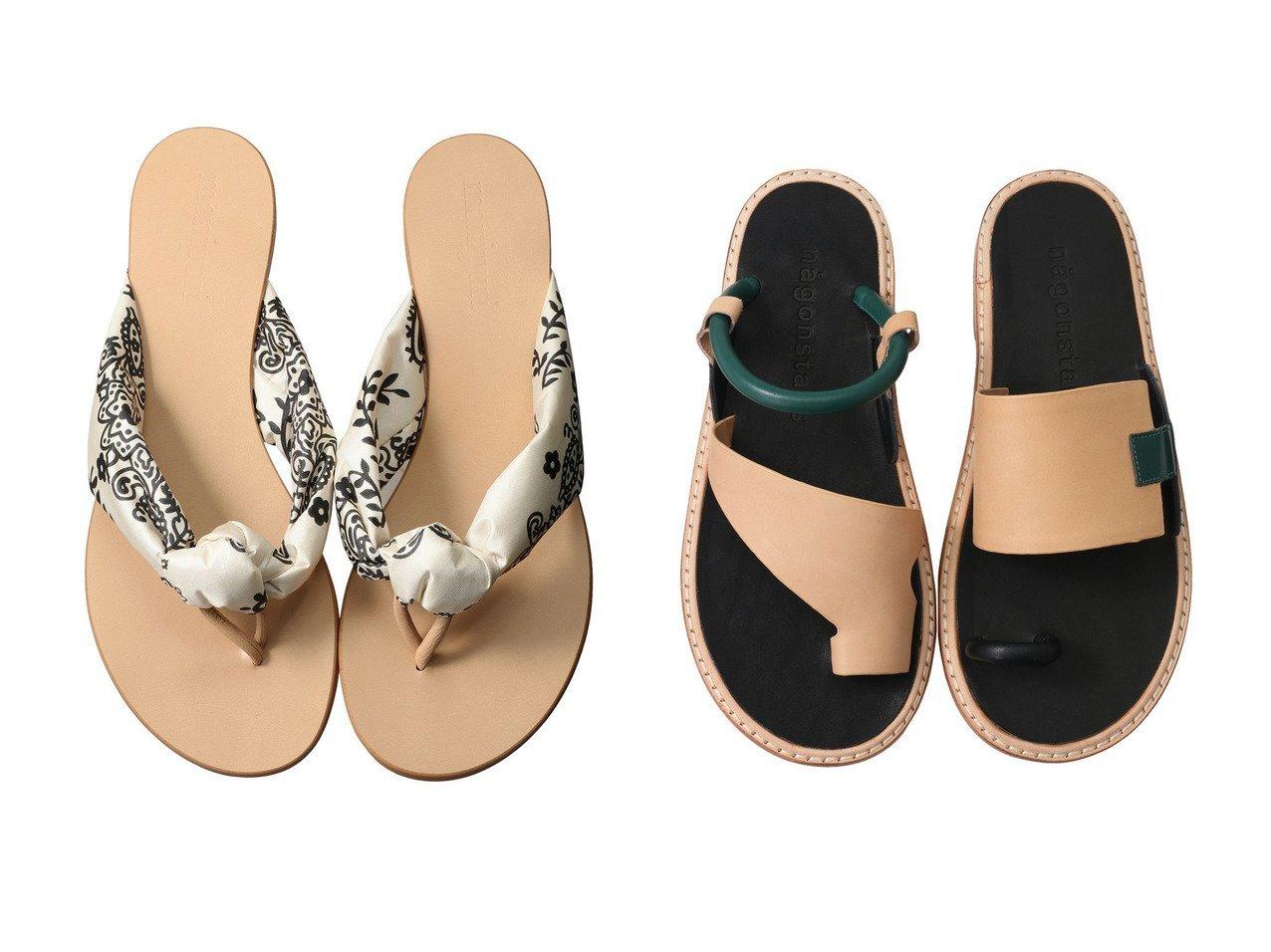 【manipuri/マニプリ】のスカーフトングサンダル&【nagonstans/ナゴンスタンス】のサンダル 【シューズ・靴】おすすめ!人気、トレンド・レディースファッションの通販 おすすめで人気の流行・トレンド、ファッションの通販商品 メンズファッション・キッズファッション・インテリア・家具・レディースファッション・服の通販 founy(ファニー) https://founy.com/ ファッション Fashion レディースファッション WOMEN アシンメトリー カッティング サンダル フラット S/S・春夏 SS・Spring/Summer スカーフ バンダナ モノトーン ラップ レオパード 春 Spring |ID:crp329100000039527