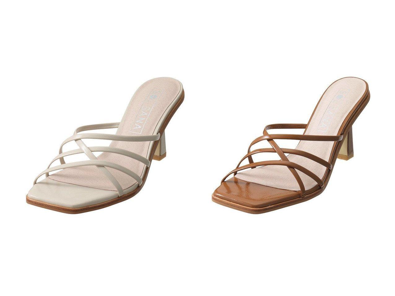 【JET/ジェット】の【JET LOSANGELES】【SOL SANA】Elora Muleサンダル 【シューズ・靴】おすすめ!人気、トレンド・レディースファッションの通販 おすすめで人気の流行・トレンド、ファッションの通販商品 メンズファッション・キッズファッション・インテリア・家具・レディースファッション・服の通販 founy(ファニー) https://founy.com/ ファッション Fashion レディースファッション WOMEN なめらか サンダル マキシ ラップ |ID:crp329100000039529