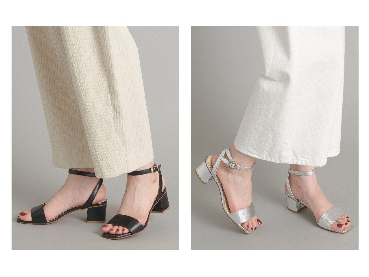 【Odette e Odile/オデット エ オディール】のOFD ブロックヒール サンダル50↓↑ 【シューズ・靴】おすすめ!人気、トレンド・レディースファッションの通販 おすすめで人気の流行・トレンド、ファッションの通販商品 メンズファッション・キッズファッション・インテリア・家具・レディースファッション・服の通販 founy(ファニー) https://founy.com/ ファッション Fashion レディースファッション WOMEN サンダル シューズ ストラップサンダル ブロック ミュール |ID:crp329100000039534
