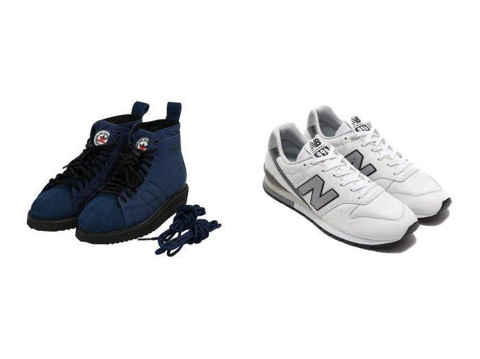 【adidas Originals/アディダス オリジナルス】のSS ブーツ SS Boots アディダスオリジナルス&【new balance/ニューバランス】のNew Balance CM996NA 【シューズ・靴】おすすめ!人気、トレンド・レディースファッションの通販 おすすめファッション通販アイテム インテリア・キッズ・メンズ・レディースファッション・服の通販 founy(ファニー) https://founy.com/ ファッション Fashion レディースファッション WOMEN アウトドア シューズ スニーカー スポーツ スリッポン ミックス メンズ レース S/S・春夏 SS・Spring/Summer インソール クッション バランス |ID:crp329100000039537