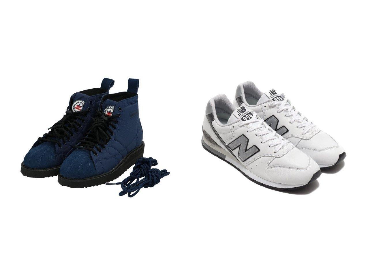 【adidas Originals/アディダス オリジナルス】のSS ブーツ SS Boots アディダスオリジナルス&【new balance/ニューバランス】のNew Balance CM996NA 【シューズ・靴】おすすめ!人気、トレンド・レディースファッションの通販 おすすめで人気の流行・トレンド、ファッションの通販商品 メンズファッション・キッズファッション・インテリア・家具・レディースファッション・服の通販 founy(ファニー) https://founy.com/ ファッション Fashion レディースファッション WOMEN アウトドア シューズ スニーカー スポーツ スリッポン ミックス メンズ レース S/S・春夏 SS・Spring/Summer インソール クッション バランス |ID:crp329100000039537