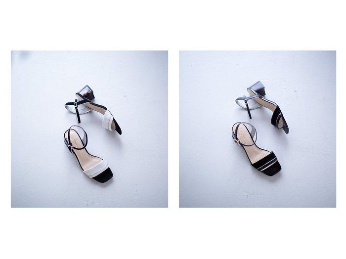 【Piche Abahouse/ピシェ アバハウス】のブロックヒールサンダル 【シューズ・靴】おすすめ!人気、トレンド・レディースファッションの通販 おすすめ人気トレンドファッション通販アイテム 人気、トレンドファッション・服の通販 founy(ファニー) ファッション Fashion レディースファッション WOMEN サンダル シューズ シンプル スエード ストラップサンダル ファブリック ブロック ミュール |ID:crp329100000039539