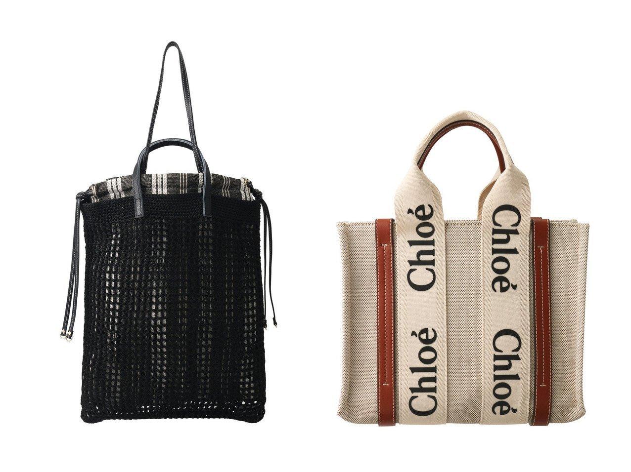 【JET/ジェット】の【MARCHER】ショルダーバッグ&【CHLOE/クロエ】のWOODY ミニトートバッグ 【バッグ・鞄】おすすめ!人気、トレンド・レディースファッションの通販 おすすめで人気の流行・トレンド、ファッションの通販商品 メンズファッション・キッズファッション・インテリア・家具・レディースファッション・服の通販 founy(ファニー) https://founy.com/ ファッション Fashion レディースファッション WOMEN バッグ Bag スマホ ポーチ モダン 財布 S/S・春夏 SS・Spring/Summer ストライプ メッシュ 巾着 春 Spring |ID:crp329100000039541