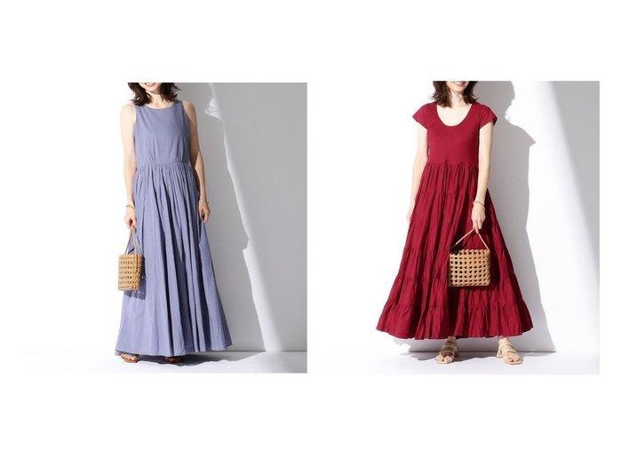 【Demi-Luxe BEAMS/デミルクス ビームス】の夏のレディのドレス&草原の虹のドレス 別注・限定・コラボなど、おすすめ!人気トレンド・レディースファッション通販 おすすめファッション通販アイテム インテリア・キッズ・メンズ・レディースファッション・服の通販 founy(ファニー) https://founy.com/ ファッション Fashion レディースファッション WOMEN ワンピース Dress ドレス Party Dresses おすすめ Recommend インド ギャザー ジュエリー ドレス フォルム リゾート 再入荷 Restock/Back in Stock/Re Arrival 別注 |ID:crp329100000039665
