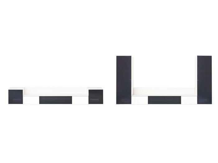 【FLYMEe Noir/フライミー ノワール】のAV Board + AVボード + サイドキャビネット #107882&AV Board + AVボード + トールキャビネット #107881 【FURNITURE】おすすめ!人気、インテリア・家具の通販 おすすめ人気トレンドファッション通販アイテム 人気、トレンドファッション・服の通販 founy(ファニー) ガラス シンプル ハーフ モダン ホーム・キャンプ・アウトドア Home,Garden,Outdoor,Camping Gear 家具・インテリア Furniture 収納家具・キャビネット Storage Furniture キャビネット ホーム・キャンプ・アウトドア Home,Garden,Outdoor,Camping Gear 家具・インテリア Furniture テレビボード・テレビ台 TV Stand テレビボード  ID:crp329100000039765