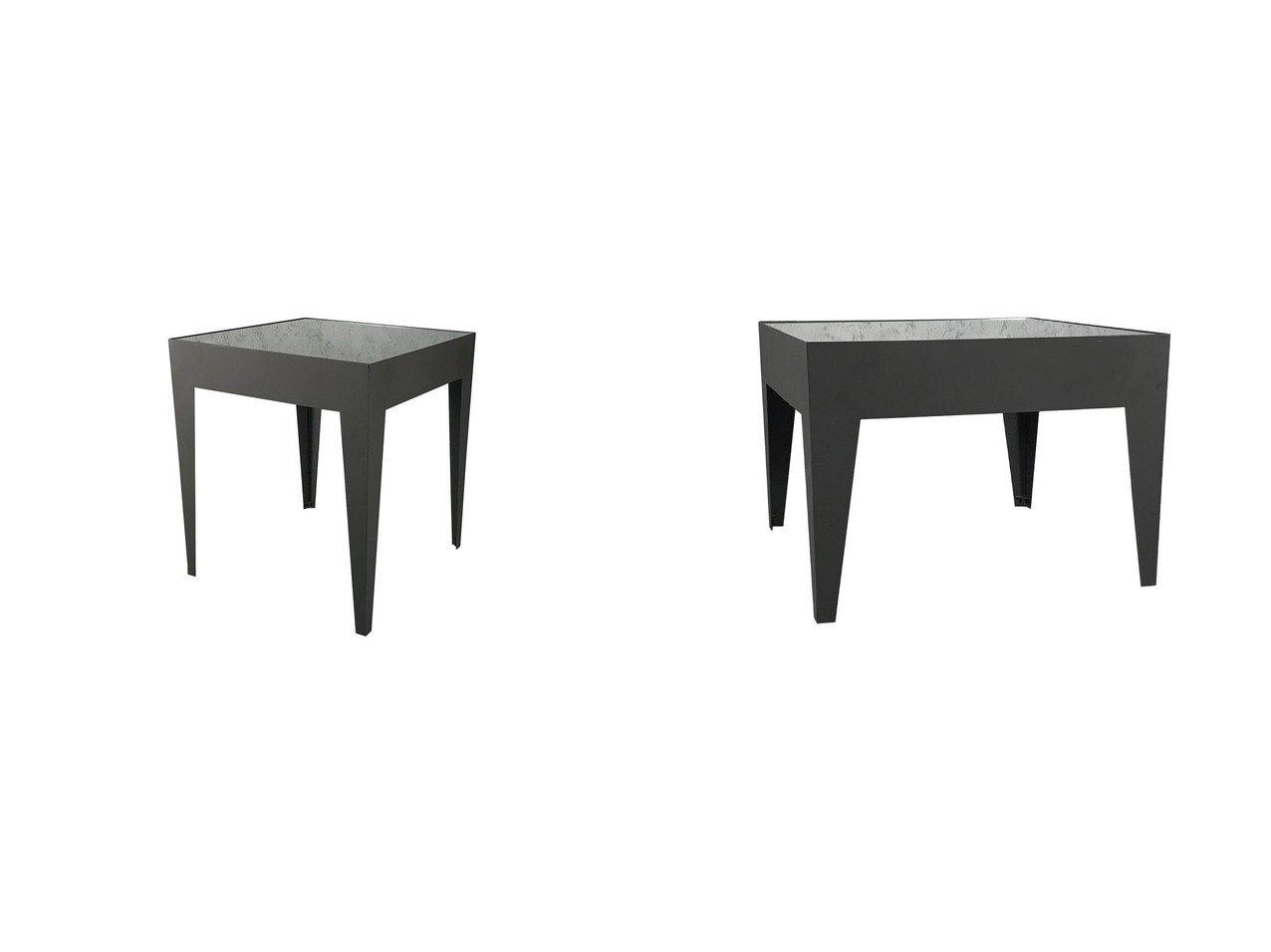 【FLYMEe Noir/フライミー ノワール】のムロ コレクションテーブル 高さ70cm&ムロ コレクションテーブル 高さ45cm 【FURNITURE】おすすめ!人気、インテリア・家具の通販 おすすめで人気の流行・トレンド、ファッションの通販商品 メンズファッション・キッズファッション・インテリア・家具・レディースファッション・服の通販 founy(ファニー) https://founy.com/ 送料無料 Free Shipping コレクション シンプル テーブル ワーク ホーム・キャンプ・アウトドア Home,Garden,Outdoor,Camping Gear 家具・インテリア Furniture テーブル Table カフェテーブル ホーム・キャンプ・アウトドア Home,Garden,Outdoor,Camping Gear 家具・インテリア Furniture テーブル Table ローテーブル・センターテーブル |ID:crp329100000039814