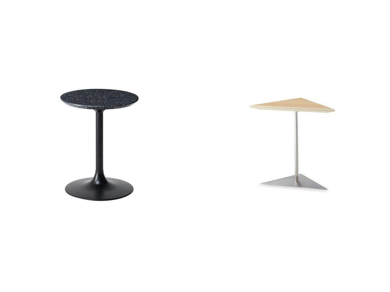 【FLYMEe Noir/フライミー ノワール】のサイドテーブル 高さ49cm f58262(UV塗装)&コーナーテーブル f70220 【FURNITURE】おすすめ!人気、インテリア・家具の通販 おすすめで人気の流行・トレンド、ファッションの通販商品 メンズファッション・キッズファッション・インテリア・家具・レディースファッション・服の通販 founy(ファニー) https://founy.com/ 送料無料 Free Shipping テーブル ホーム・キャンプ・アウトドア Home,Garden,Outdoor,Camping Gear 家具・インテリア Furniture テーブル Table サイドテーブル・小テーブル |ID:crp329100000039820