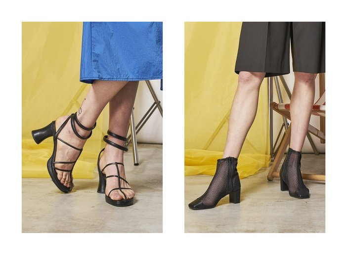 【MAISON SPECIAL/メゾンスペシャル】のラウンドストラップサンダル&メッシュブーツ 【シューズ・靴】おすすめ!人気、トレンド・レディースファッションの通販 おすすめファッション通販アイテム レディースファッション・服の通販 founy(ファニー) ファッション Fashion レディースファッション WOMEN サンダル フレア レース おすすめ Recommend ショーツ ショート スタイリッシュ ソックス メッシュ ワイド 今季 |ID:crp329100000039877