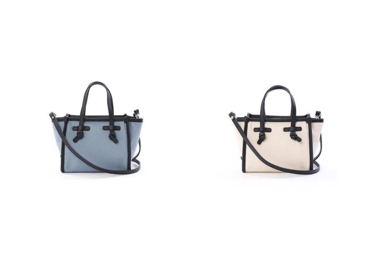 【INED/イネド】の《SUPERIOR CLOSET》キャンバスミニバッグ《GIANNI CHIARINI》 【バッグ・鞄】おすすめ!人気、トレンド・レディースファッションの通販 おすすめで人気の流行・トレンド、ファッションの通販商品 メンズファッション・キッズファッション・インテリア・家具・レディースファッション・服の通販 founy(ファニー) https://founy.com/ ファッション Fashion レディースファッション WOMEN ショルダー スクエア トリミング ハンドバッグ フォルム ワンポイント 人気 |ID:crp329100000039897