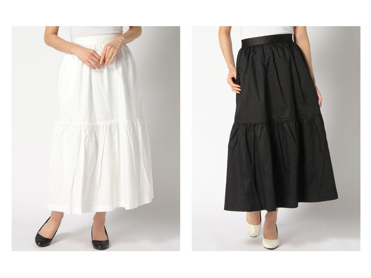 【GLOBAL WORK/グローバルワーク】のタイプライターフレアスカート 【プチプライス】おすすめ!人気トレンド・ファッション通販 おすすめで人気の流行・トレンド、ファッションの通販商品 インテリア・家具・メンズファッション・キッズファッション・レディースファッション・服の通販 founy(ファニー) https://founy.com/ ファッション Fashion レディースファッション WOMEN スカート Skirt Aライン/フレアスカート Flared A-Line Skirts S/S・春夏 SS・Spring/Summer タイプライター フェミニン フレア 春 Spring |ID:crp329100000040141