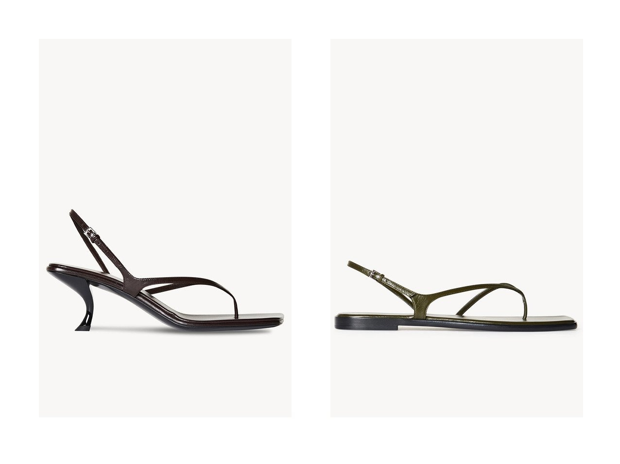 【THE ROW/ザ ロウ】のCONSTANCE フラットサンダル&CONSTANCE サンダル 【シューズ・靴】おすすめ!人気、トレンド・レディースファッションの通販 おすすめで人気の流行・トレンド、ファッションの通販商品 インテリア・家具・メンズファッション・キッズファッション・レディースファッション・服の通販 founy(ファニー) https://founy.com/ ファッション Fashion レディースファッション WOMEN インソール エレガント サンダル シルバー ラップ S/S・春夏 SS・Spring/Summer フラット 春 Spring |ID:crp329100000040301