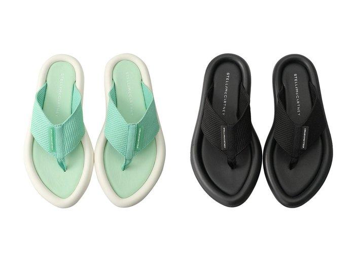 【STELLA McCARTNEY/ステラ マッカートニー】のAir Slide フリップフロップ 【シューズ・靴】おすすめ!人気、トレンド・レディースファッションの通販 おすすめ人気トレンドファッション通販アイテム インテリア・キッズ・メンズ・レディースファッション・服の通販 founy(ファニー) https://founy.com/ ファッション Fashion レディースファッション WOMEN グラフィック サンダル トラベル ビーチ フィット リゾート 今季  ID:crp329100000040305