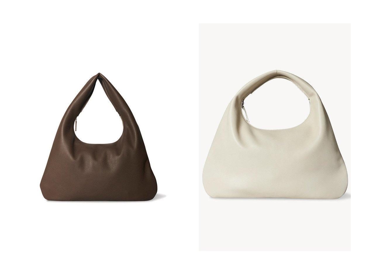 【THE ROW/ザ ロウ】のEVERYDAY SHOULDER&SMALL EVERYDAY SHOULDER 【バッグ・鞄】おすすめ!人気、トレンド・レディースファッションの通販 おすすめで人気の流行・トレンド、ファッションの通販商品 インテリア・家具・メンズファッション・キッズファッション・レディースファッション・服の通販 founy(ファニー) https://founy.com/ ファッション Fashion レディースファッション WOMEN クラッチ コレクション シンプル |ID:crp329100000040410