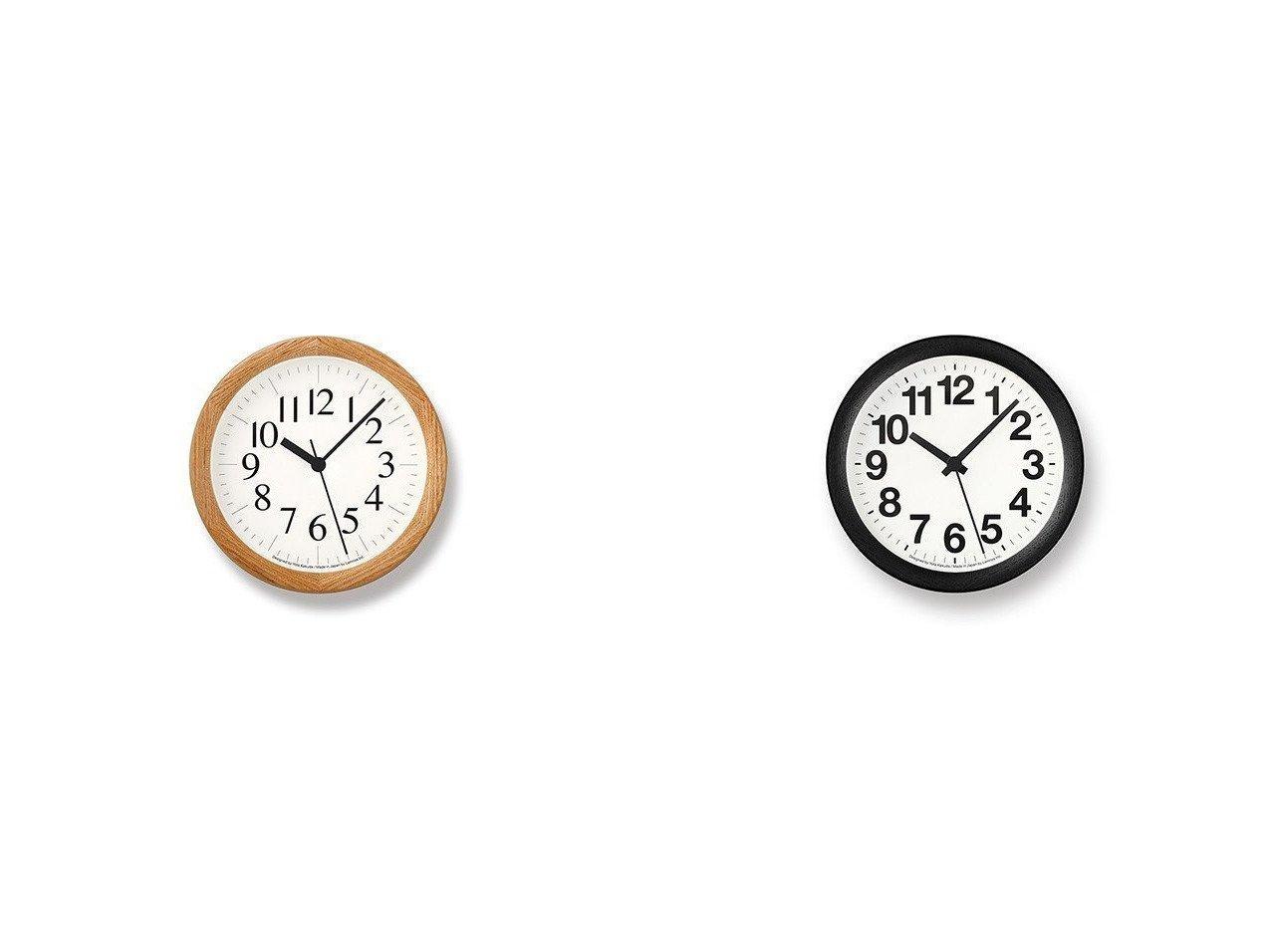 【Lemnos/レムノス】のクロック ビー スモール&クロック エー スモール 【FURNITURE】おすすめ!人気、インテリア・家具の通販 おすすめで人気の流行・トレンド、ファッションの通販商品 インテリア・家具・メンズファッション・キッズファッション・レディースファッション・服の通販 founy(ファニー) https://founy.com/ スタンド 時計 |ID:crp329100000040591