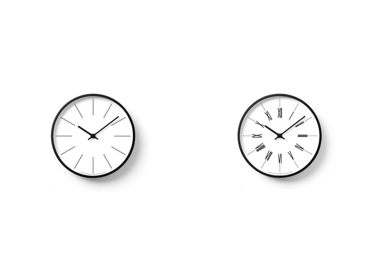 【Lemnos/レムノス】の時計台の時計 ライン 時計台の時計 ライン&時計台の時計 ローマン 時計台の時計 ローマン 【FURNITURE】おすすめ!人気、インテリア・家具の通販 おすすめで人気の流行・トレンド、ファッションの通販商品 インテリア・家具・メンズファッション・キッズファッション・レディースファッション・服の通販 founy(ファニー) https://founy.com/ 時計 |ID:crp329100000040601