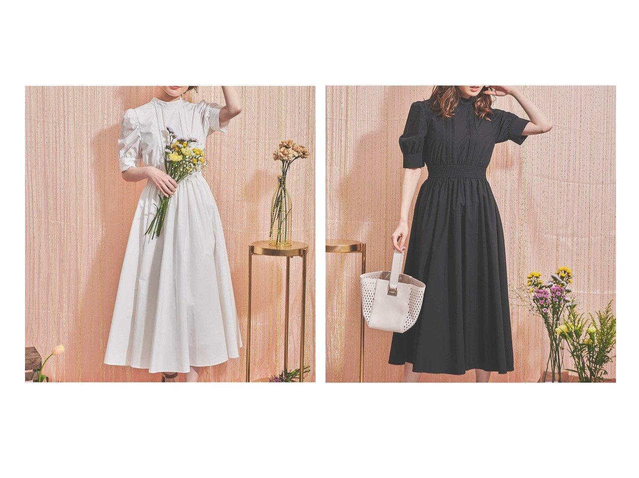 【Noela/ノエラ】のタイプライターワンピース 【ワンピース・ドレス】おすすめ!人気、トレンド・レディースファッションの通販 おすすめで人気の流行・トレンド、ファッションの通販商品 インテリア・家具・メンズファッション・キッズファッション・レディースファッション・服の通販 founy(ファニー) https://founy.com/ ファッション Fashion レディースファッション WOMEN ワンピース Dress タイプライター フィット フレア |ID:crp329100000040881