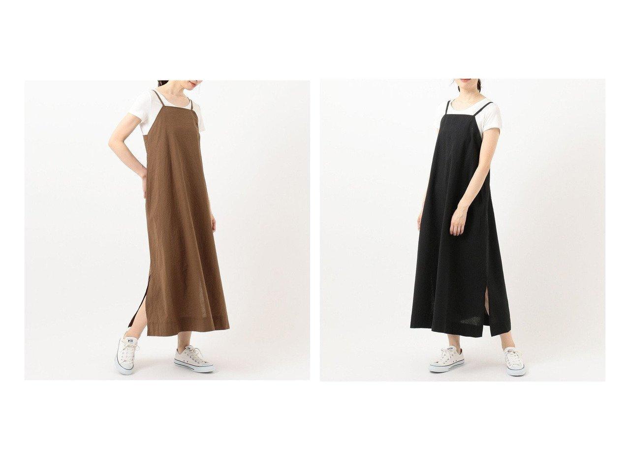 【any FAM/エニィファム】のONEPIECEDRESS(ヘインズ) ワンピース 【ワンピース・ドレス】おすすめ!人気、トレンド・レディースファッションの通販 おすすめで人気の流行・トレンド、ファッションの通販商品 インテリア・家具・メンズファッション・キッズファッション・レディースファッション・服の通販 founy(ファニー) https://founy.com/ ファッション Fashion レディースファッション WOMEN ワンピース Dress ドレス Party Dresses 送料無料 Free Shipping スリット |ID:crp329100000040890
