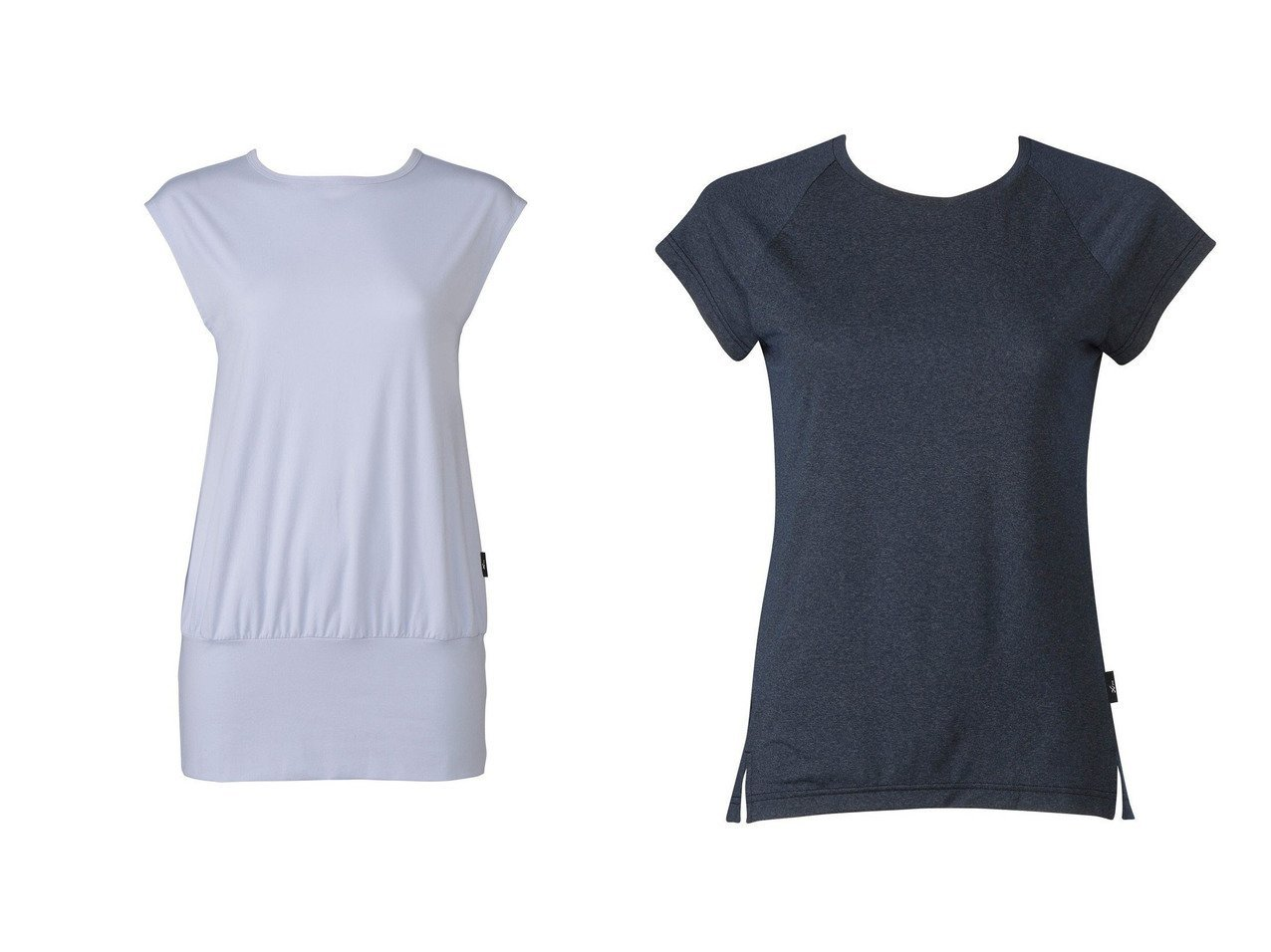【CW-X/シーダブリューエックス】の【WOMEN】PRIME FLEX ロングTシャツ レディースワコール&【WOMEN】PRIME FLEX Tシャツ 半袖 レディースワコール スポーツウェア・ヨガ・運動・ダイエットグッズなどのおすすめ!人気トレンド・ファッション通販 おすすめで人気の流行・トレンド、ファッションの通販商品 インテリア・家具・メンズファッション・キッズファッション・レディースファッション・服の通販 founy(ファニー) https://founy.com/ ファッション Fashion レディースファッション WOMEN トップス・カットソー Tops/Tshirt シャツ/ブラウス Shirts/Blouses ロング / Tシャツ T-Shirts 送料無料 Free Shipping ストレッチ スリット ロング 再入荷 Restock/Back in Stock/Re Arrival 半袖 |ID:crp329100000041139