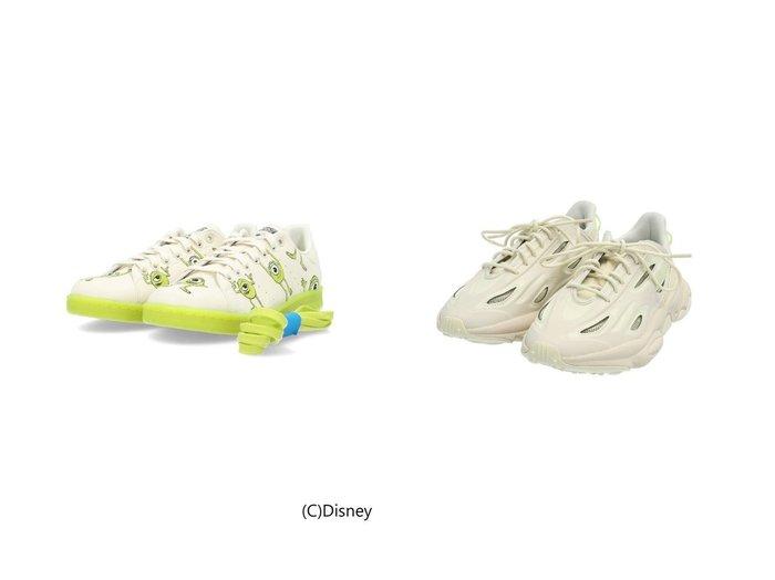 【adidas Originals/アディダス オリジナルス】のオズウィーゴ CELOX OZWEEGO CELOX アディダスオリジナルス&スタンスミス STAN SMITH アディダスオリジナルス FZ2706 【シューズ・靴】おすすめ!人気、トレンド・レディースファッションの通販 おすすめ人気トレンドファッション通販アイテム 人気、トレンドファッション・服の通販 founy(ファニー) ファッション Fashion レディースファッション WOMEN エアリー シューズ スニーカー スリッポン フィット メッシュ キャラクター クラシック スポーツ 定番 Standard ミックス NEW・新作・新着・新入荷 New Arrivals |ID:crp329100000041273