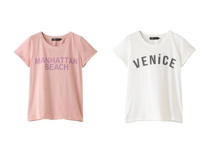 【JET/ジェット】の【JET LOSANGELES】MANHATTAN BEACHプリントTシャツ&【JET LOSANGELES】VENICEプリントTシャツ 【トップス・カットソー】おすすめ!人気、トレンド・レディースファッションの通販 おすすめ人気トレンドファッション通販アイテム 人気、トレンドファッション・服の通販 founy(ファニー) ファッション Fashion レディースファッション WOMEN トップス・カットソー Tops/Tshirt シャツ/ブラウス Shirts/Blouses ロング / Tシャツ T-Shirts カットソー Cut and Sewn 帽子 Hats なめらか ショート スリーブ フロント プリント ヴィンテージ S/S・春夏 SS・Spring/Summer コンパクト 春 Spring |ID:crp329100000041363