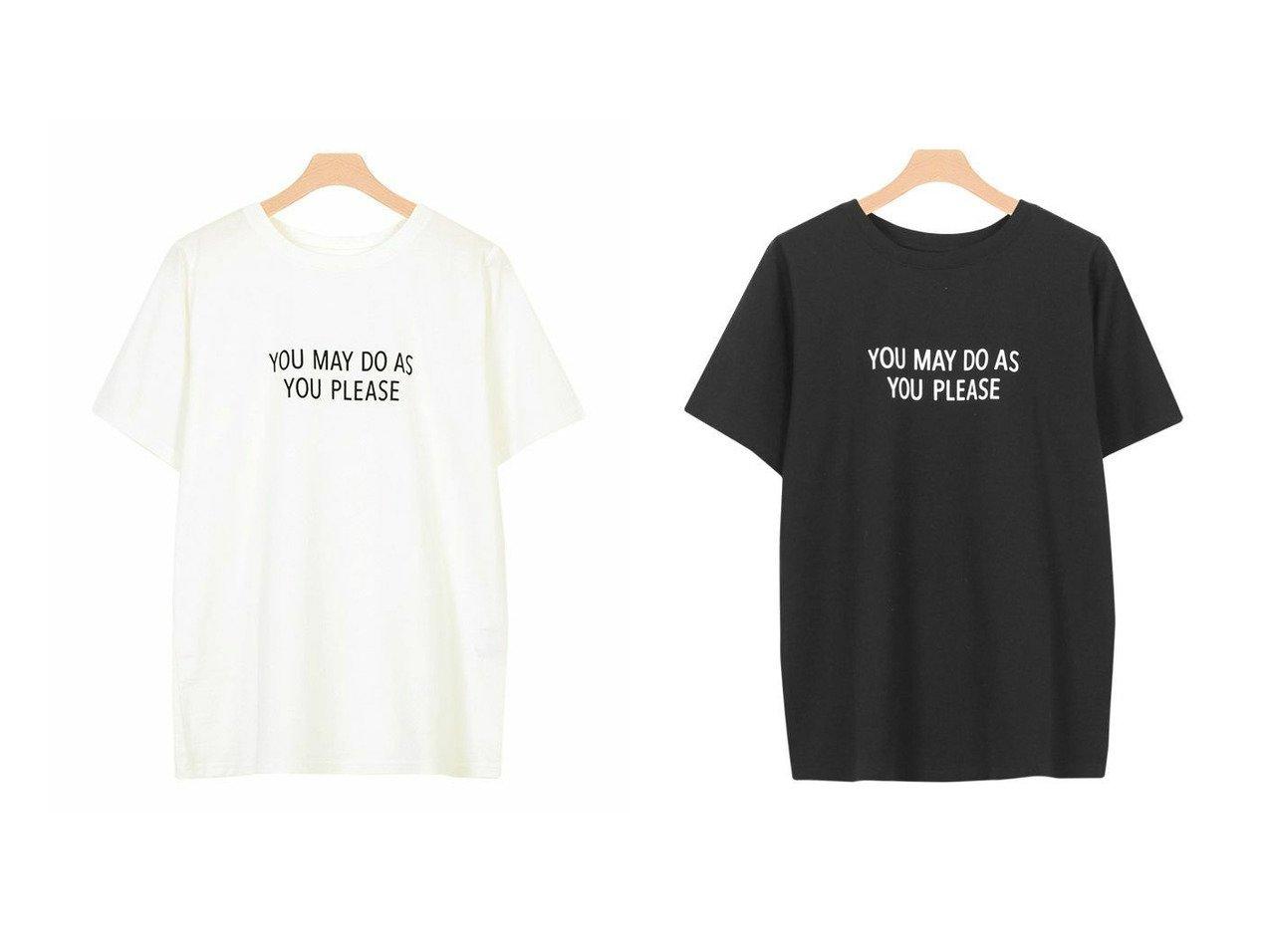 【Pierrot/ピエロ】のロゴTシャツ 【プチプライス】おすすめ!人気トレンド・ファッション通販 おすすめで人気の流行・トレンド、ファッションの通販商品 インテリア・家具・メンズファッション・キッズファッション・レディースファッション・服の通販 founy(ファニー) https://founy.com/ ファッション Fashion レディースファッション WOMEN トップス・カットソー Tops/Tshirt シャツ/ブラウス Shirts/Blouses ロング / Tシャツ T-Shirts インナー シルケット シンプル プチプライス・低価格 Affordable |ID:crp329100000041580