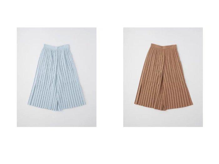 【TWW / Traditional Weatherwear/トラディショナル ウェザーウェア】の【HIGH STREET COLLECTION】SLIT CULOTTE PANTS 【スカート】おすすめ!人気、トレンド・レディースファッションの通販 おすすめ人気トレンドファッション通販アイテム インテリア・キッズ・メンズ・レディースファッション・服の通販 founy(ファニー) https://founy.com/ ファッション Fashion レディースファッション WOMEN スカート Skirt おすすめ Recommend キュロット スキッパー スリット セットアップ プリーツ |ID:crp329100000041660