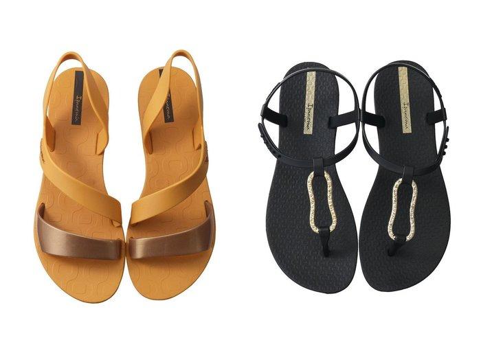 【Ipanema/イパネマ】のVIBE ビーチサンダル&CLASS MOOD ビーチサンダル 【シューズ・靴】おすすめ!人気、トレンド・レディースファッションの通販 おすすめ人気トレンドファッション通販アイテム 人気、トレンドファッション・服の通販 founy(ファニー) ファッション Fashion レディースファッション WOMEN サンダル ビビッド ビーチ フィット |ID:crp329100000041679