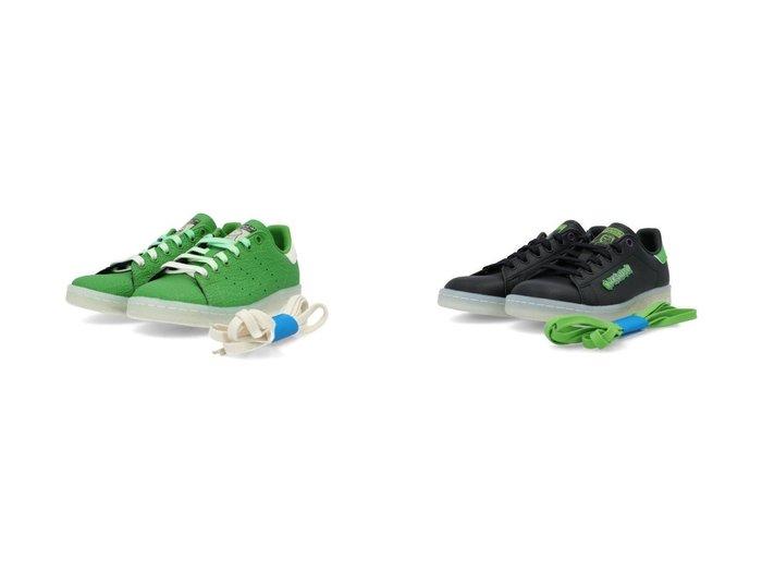 【adidas Originals/アディダス オリジナルス】のスタンスミス STAN SMITH アディダスオリジナルス FZ2705&スタンスミス STAN SMITH アディダスオリジナルス FZ2708 【シューズ・靴】おすすめ!人気、トレンド・レディースファッションの通販 おすすめ人気トレンドファッション通販アイテム 人気、トレンドファッション・服の通販 founy(ファニー)  ファッション Fashion レディースファッション WOMEN キャラクター クラシック 今季 シューズ スニーカー スポーツ スリッポン 定番 Standard ミックス モチーフ NEW・新作・新着・新入荷 New Arrivals |ID:crp329100000041682